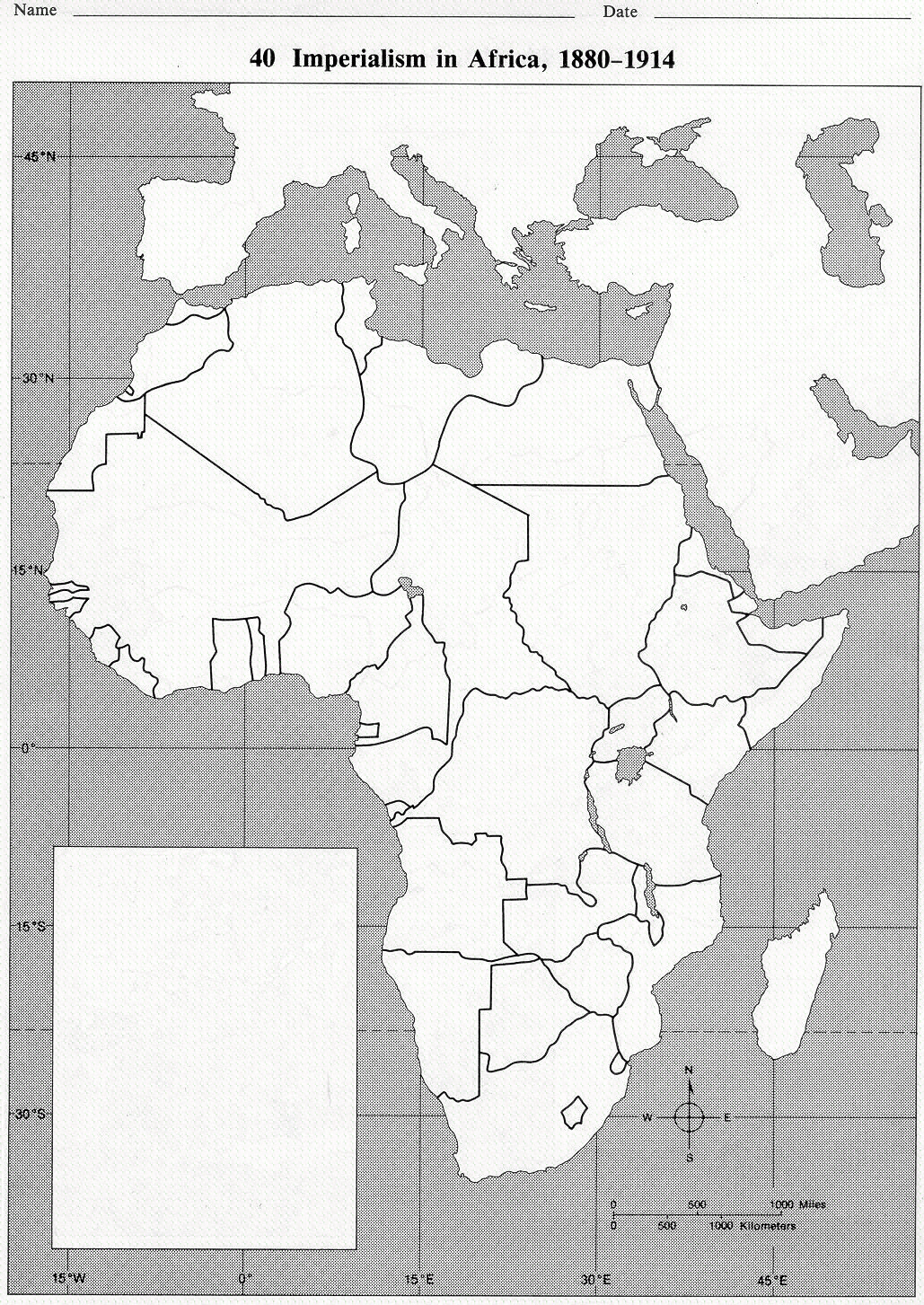 world history mr hilbert s history class european imperialism in africa map jpeg instructions in imperial packet